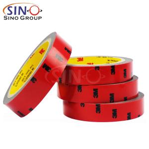 Nastro adesivo biadesivo 3M resistente al calore utilizzato nell'industria automobilistica