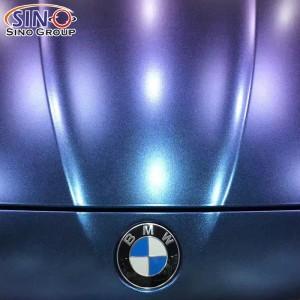 CL-CE Camaleonte Pellicola auto metallizzata con film metallizzato