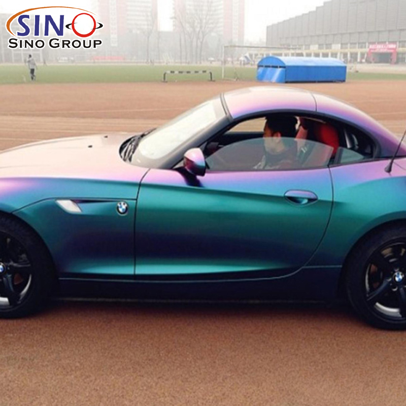 CARLIKE CL-CV auto in vinile che cambia colore camaleonte