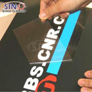 Carta per film vinilico trasferibile per vinile da taglio colore PVC
